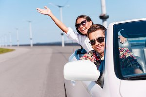 Privates Carsharing ermöglicht spontane Ausflüge mit dem Wunschauto.