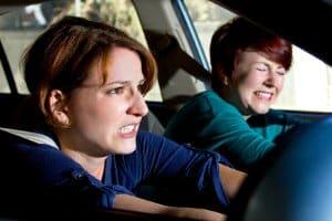 Probezeit: Ist der Führerschein nach einem Unfall mit Blechschaden weg?