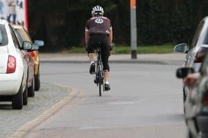 Die Promillegrenze auf dem Fahrrad soll auch die Fahrradfahrer selber schützen.
