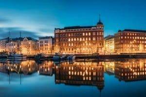 Die Promillegrenze liegt in Finnland bei 0,5