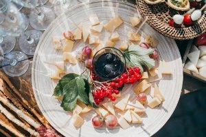 Zum italienischen Essen darf der Wein nicht fehlen: Es gilt eine Promillegrenze von 0,5 in Italien