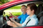 Wo liegt die maximale Anzahl der Punkte, um begleitendes Fahren zu machen?