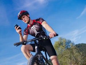 Punkte in Flensburg für Fahrradfahrer