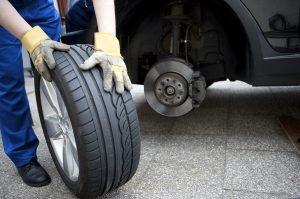 Ein Quad gebraucht kaufen: Achten Sie insbesondere auf die Reifen.