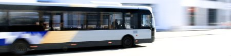 Bus-Geschwindigkeit