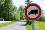 Ratgeber zum LKW-Durchfahrtsverbot