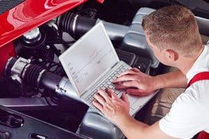 Die Reparatur muss bei einer Versicherung immer bestätigt werden.