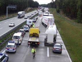 Richtgeschwindigkeit: Jede deutsche Autobahn ohne Tempolimit ist davon betroffen.