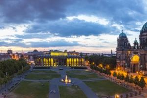 Das Robert Koch-Institut hat seinen Sitz in Berlin.