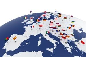 Routenplaner für Europa sind oft gratis online abrufbar.