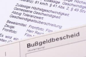 Im Salzlandkreis in Sachsen-Anhalt gehört die Bußgeldstelle zum Fachbereich Ordnung und Verkehr.