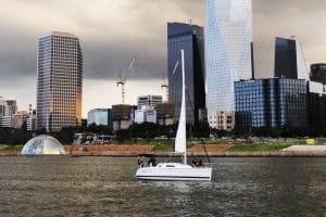 Der für die Schifffahrt gültige Bußgeldkatalog: Auch im Wassersport anwendbar.