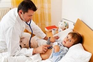 Der Anspruch auf Schmerzensgeld kann auf Kinder übergehen, wenn sie verletzt wurden.