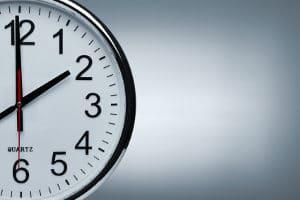 Eine Schrecksekunde kann dazu führen, dass wertvolle Zeit verloren geht, um den Zusammenstoß zu vermeiden.