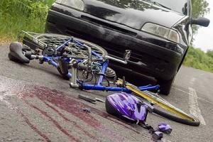 Schwerer Verkehrsunfall in Bremen: Besonders Radfahrer leben gefährlich.