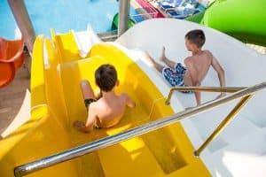 Quickie im Deutschen Schwimmbad