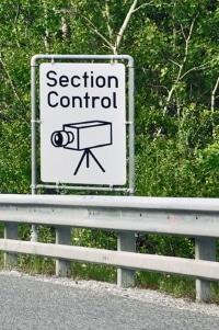 Da die Section Control nun für rechtmäßig befunden wurde, ist sie ab Donnerstag wieder im Einsatz.