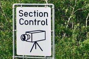 Die Section-Control ist wieder erlaubt.
