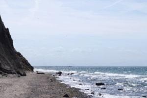 Seeschifffahrt: Zu den Wasserstraßen gehören auch die Küstengewässer.