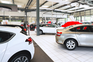 Beim Shanghai Auto-Salon 2017 werden Connected Cars eine wichtige Rolle spielen.