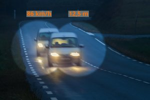 Nichteinhaltung vom Sicherheitsabstand auf der Autobahn: Welche Strafe droht bei einer Unterschreitung?