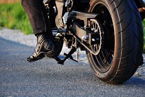 Die Generali-Motorradversicherung sichert Ihr Zweirad ab.