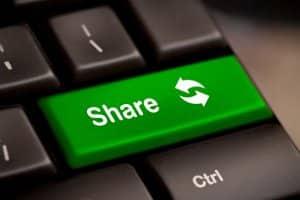 Auf Webseiten können Social-Plugins bezüglich Datenschutz Probleme bereiten
