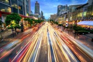 Die Sperrfläche soll den fließenden Verkehr besser gliedern und übersichtlicher gestalten.