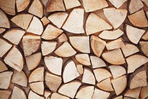 Über den Sperrmüll können Sie auch Holz entsorgen