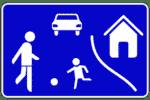 Geschwindigkeit in der Spielstraße: Welches Tempo müssen Autofahrer einhalten?
