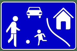 Spielstraße Einzuhaltende Geschwindigkeit Bußgeld 2019