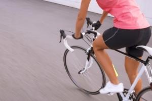 Freie Fahrt statt Stau: Auf dem Radschnellweg kommen Fahrradfahrer schnell voran.