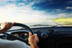 Ein Steinschlag kann die Sicht des Fahrers erheblich einschränken.