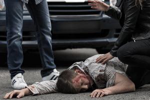 Die derzeitige Strafbarkeit für Gaffer bezieht sich ausschließlich auf verletzte Personen.