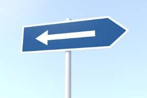 Lassen Sie sich nicht beirren: Die Strafe - wenn die Einbahnstraße in die falsche Richtung befahren wird - kann unterschiedlich ausfallen.