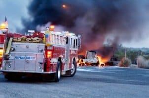 Allein die Strafe verhindert einen Waldbrand nicht. Es werden im Ernstfall Löschfahrzeuge gebraucht, welche für den Luftraum fehlen.