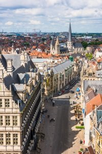 Ein Strafzettel fürs Falschparken aus Belgien ist in Deutschland vollstreckbar.