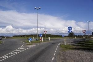 Was gehört zur Straßenausstattung?