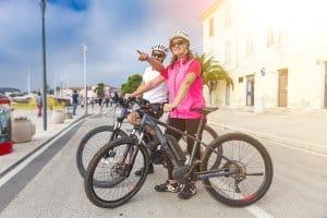 Die Straßenbenutzung mit dem Fahrrad unterliegt diversen Regeln.