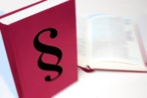 StVZO: Der Inhalt ist in drei Hauptteile untergliedert.