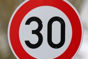 Tempo 30 gilt in spanischen Städten ab dem 11. Mai auf vielen Straßen.
