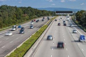 Das Tempolimit in Bulgarien wird auch von den Straßenverhältnissen beeinflusst.