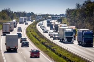 Das Tempolimit liegt in England bzw. Großbritannien außerorts höher als in geschlossenen Ortschaften.