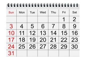 Achten Sie darauf, dass der Theorieunterricht in der Fahrschule nicht mit Ihrem Terminplan kollidiert.