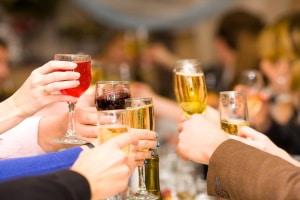 Thüringen: Bußgelder gemäß Bußgeldkatalog werden auch bei Alkoholverstößen verhängt.