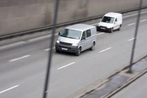 Nachgerüstete Transporter sind vom Diesel-Fahrverbot ausgenommen.