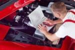 """Haben Sie den TÜV-Prüfbericht bzw. Zettel verloren, können Sie eine neue Bescheinigung, die sogenannte """"Zweitschrift"""", beantragen."""