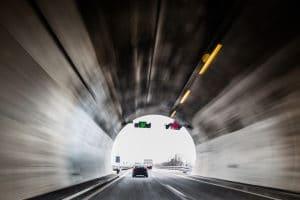 Für Tunnel wird häufig eine zusätzliche Maut in Österreich verlangt.