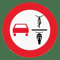 Das Überholverbot, welches dieses Schild anzeigt, sollte mit der neuen StVO Novelle eingeführt werden.