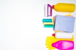 Um die Umweltplakette sauber zu entfernen, sind nur übliche Mittel nötig.